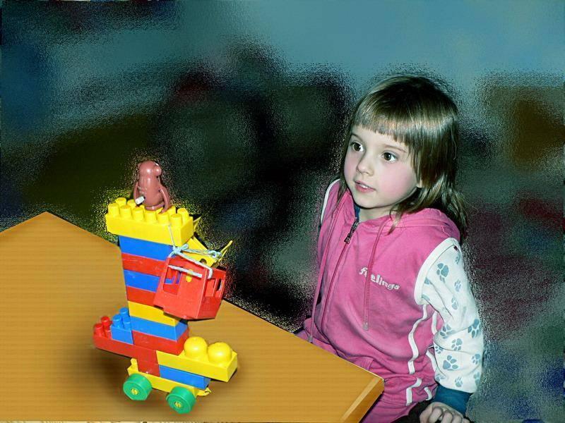 Детские развивающие конструкторы. Развитие абстрактного мышления и логических способностей