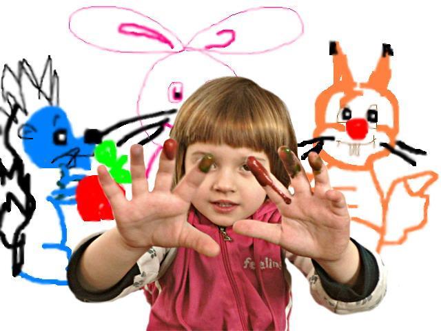 Наборы маленького художника и раскраски. Сделайте мир ребенка ярче! Развитие фантазии и образного мышления