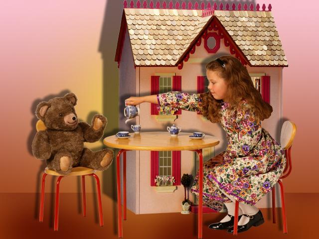 Игры для маленьких принцесс. игрушки для сюжетно-ролевых игр