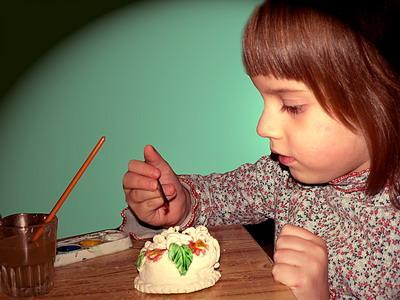 Маленькие гении: лепим, собираем, вышиваем. Детское творчество