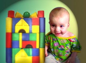 Позвольте малышу выбрать конструктор!  Детские конструкторы для развития абстрактного мышления и логических способностей