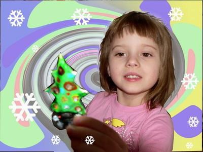 Украшаем елку необычными игрушками