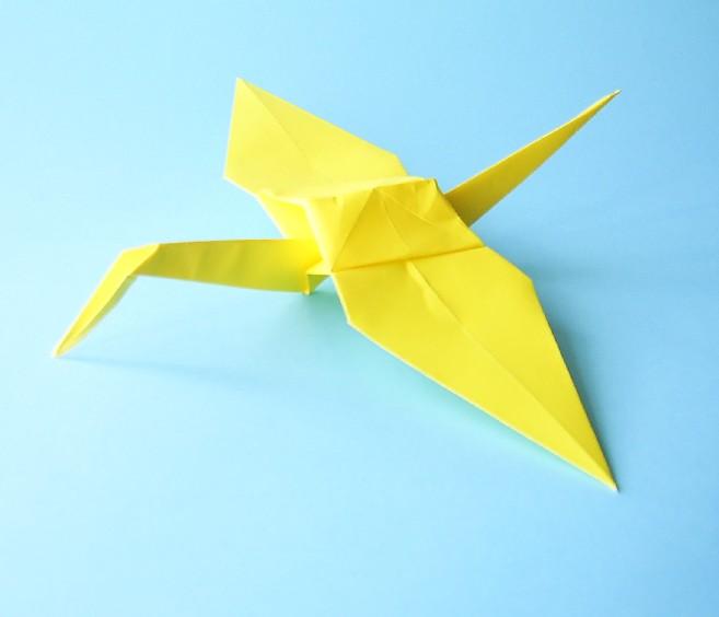 Сказка из бумаги для малыша. Складываем оригами