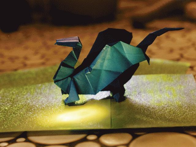 Что такое оригами? Детское творчество
