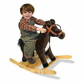 Какую игрушку-качалку выбрать для ребенка, чтобы она была максимально безопасной