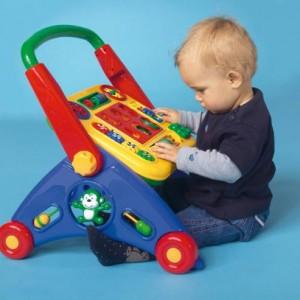 Все детские игровые развивающие центры можно разделить на столы с инструментами и их подобие (например, игрушки фирмы i'm toy), музыкальные центры, музыкальные развивающие коврики, домики и т.п.