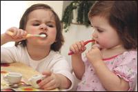 Как приучить ребенка с самого детства регулярно чистить зубы. Воспитание гигиенических навыков у детей