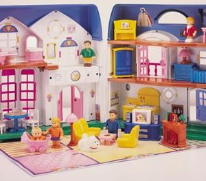 Выбираем кукольный домик. Какие бывают, производители и модификации. Функциональность и дополнительный ассортимент.