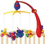 ервые впечатления новорожденного позволяют ему открыть окружающий мир через свои чувства и ощущения. Среди развивающих игрушек есть подвеска-карусель, которая относится к многофункциональным игрушкам, так как реализует комплексное развитие ребенка, воздействуя одновременно на слуховые и зрительные рецепторы, а со временем и на тактильные ощущения.