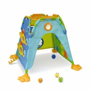 Какие домики-палатки бывают. В какие игры с ними можно играть.