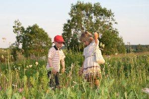 Как помочь ребенку научиться любить и уважать природу с самого детства