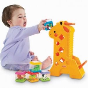 В начале 20 века появилась новая компания, которая занялась производством игрушек для детей дошкольного возраста, которые очень любят играть
