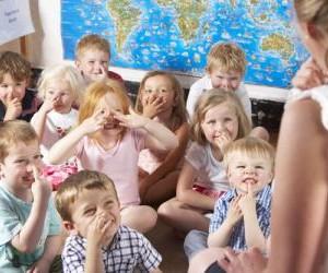 Видео урок занятия по методике Монтессори для детей 2-3 лет