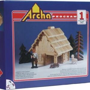 Какие возможности дает серия деревянных конструкторов ArchaProgram