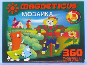 Инструкции по сборке магнитных контрукторов и мозаик MAGNETICUS