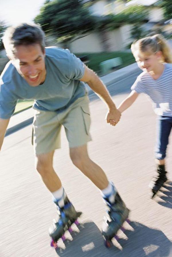 Как выбрать детские ролики и приобщить ребенка к спорту? Коньки для активного отдыха