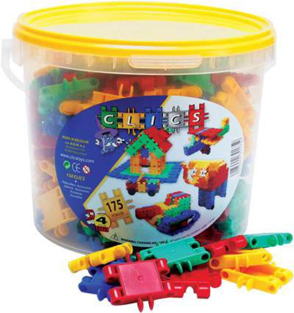 Как легко научить ребенка различать геометрические фигуры и тела? Как сконструировать машину? Обзор возможностей Clics