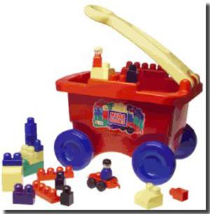 Достоинства и недостатки MEGA BLOKS как аналога Lego