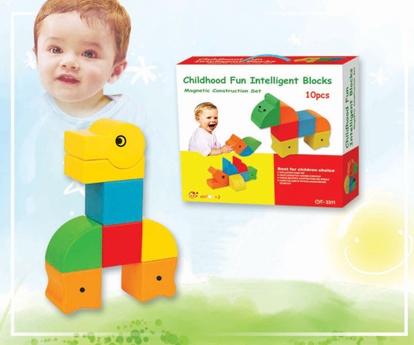 ON-U-MIND – сравнительно молодая торговая марка на рынке развивающих игрушек, но уже завоевавшая признание и своих поклонников. Принадлежит марка ...