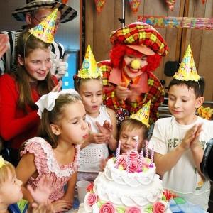 Детский праздник - море позитива!