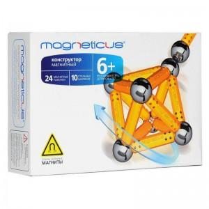 Магнитный конструктор MAGNETICUS 34 элемента