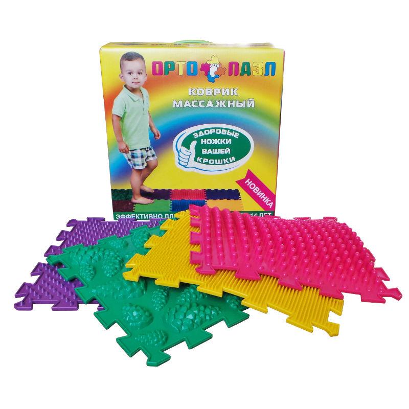 Массажные коврики для детей Орто Микс